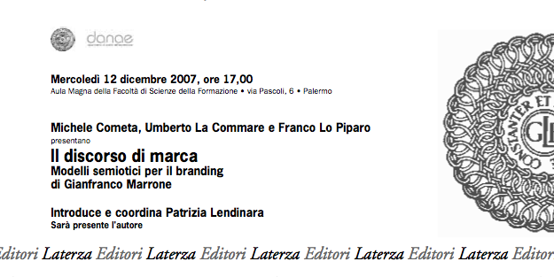 presentazione Palermo